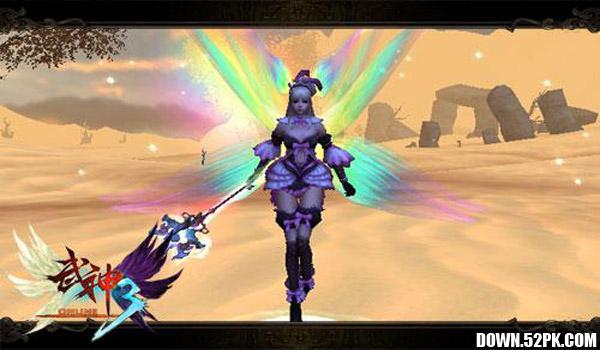 武神3游戏截图3