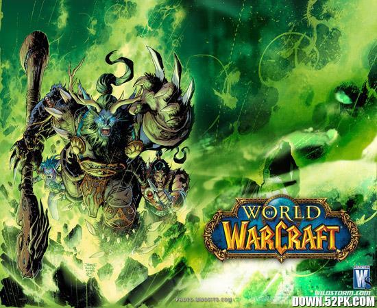 魔兽世界游戏壁纸3