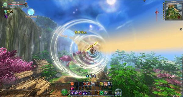 剑破苍穹游戏截图4