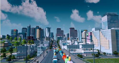 城市天际线免安装中文版下载