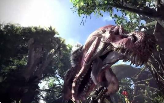 怪物猎人世界免安装中文版下载