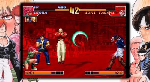 拳皇97全球对决steam免费版下载_简体中文破解版下载_52pk游戏下载