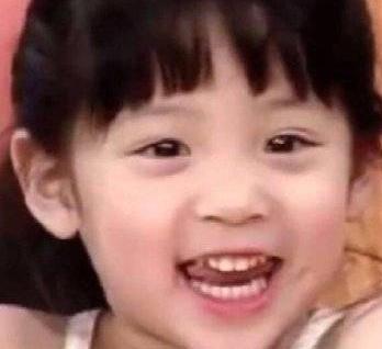 欧阳娜娜小时候表情大全表情图片包符号的可爱图片