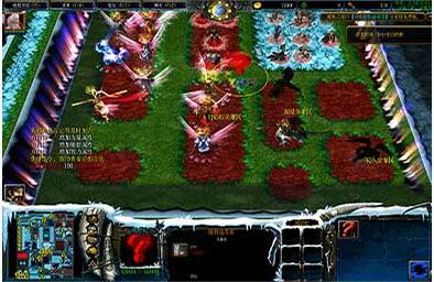 魔兽争霸3地图魔城之战II 1.0.4