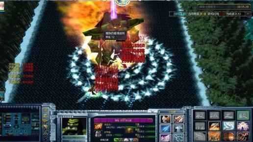 魔兽争霸3地图极域之巅1.0.91正式版