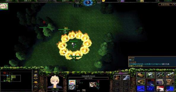 魔兽争霸3地图次元的世界v1.60正式版