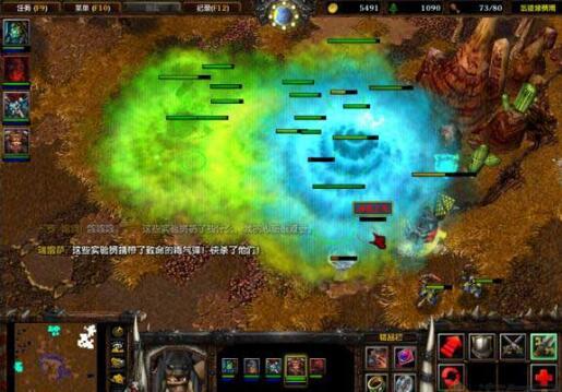 魔兽争霸3地图逐梦之歌V1.1