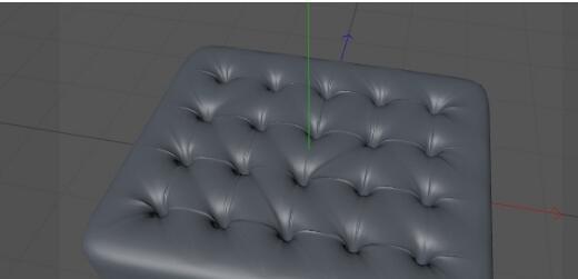 C4D快速创建沙发靠背皱褶插件v1.0绿色版_pc正式电脑版 - 领袖下载网