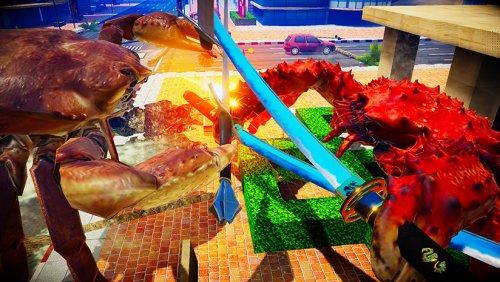 《螃蟹大战》中文版客户端
