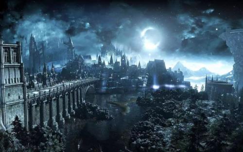《黑暗之魂3》免安装中文版