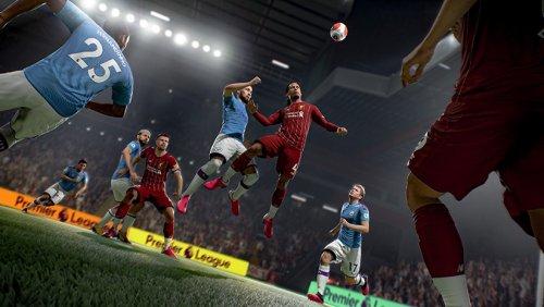 《FIFA 21》分流版