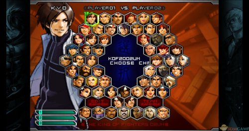 《拳皇2002:终极之战》中文版